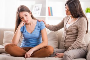 What to say to a depressed teen