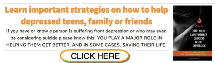 caregiver guide to depression recovery