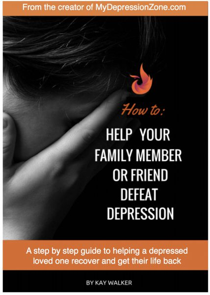 How to Help Your Family Member or Friend Defeat Depression